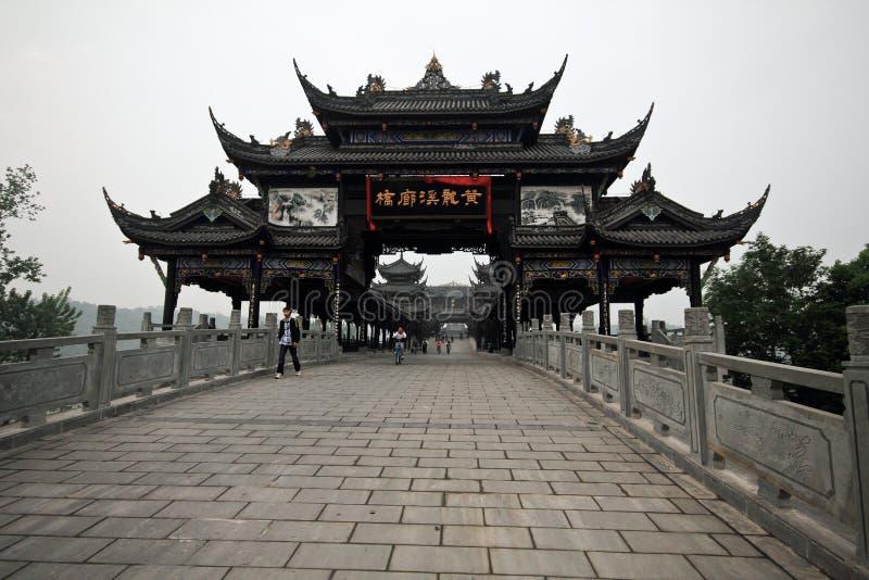 Крыша, мост стоковые изображения