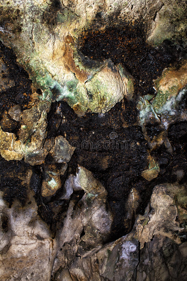 Крыша пещеры стоковые изображения