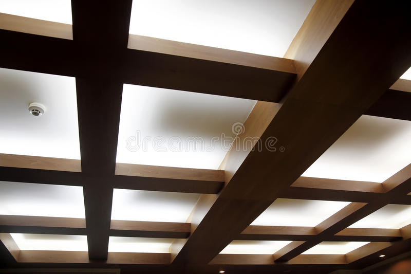 крыша украшения стоковое изображение