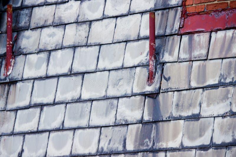 Крыша шифера стоковое фото rf