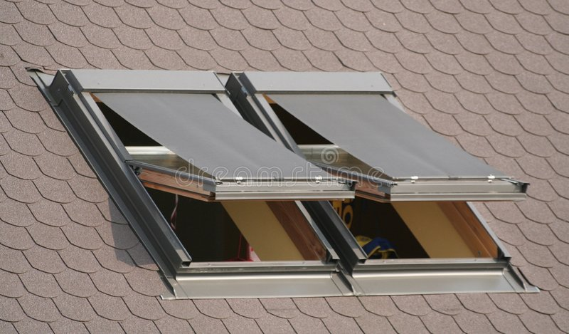 крыша стоковые фотографии rf