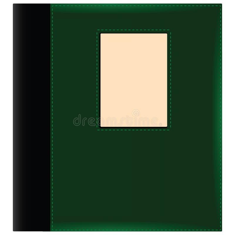 Крышка альбома с фото бесплатная иллюстрация