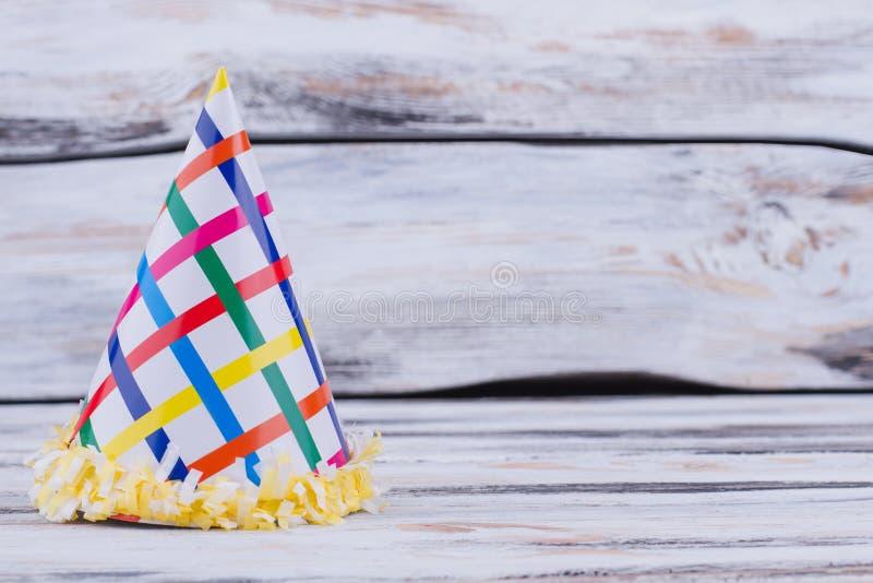 Крышка бумаги дня рождения с космосом экземпляра стоковое изображение rf
