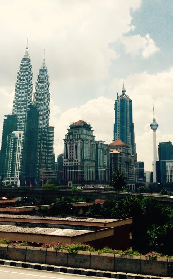 Куала Лумпур стоковое изображение