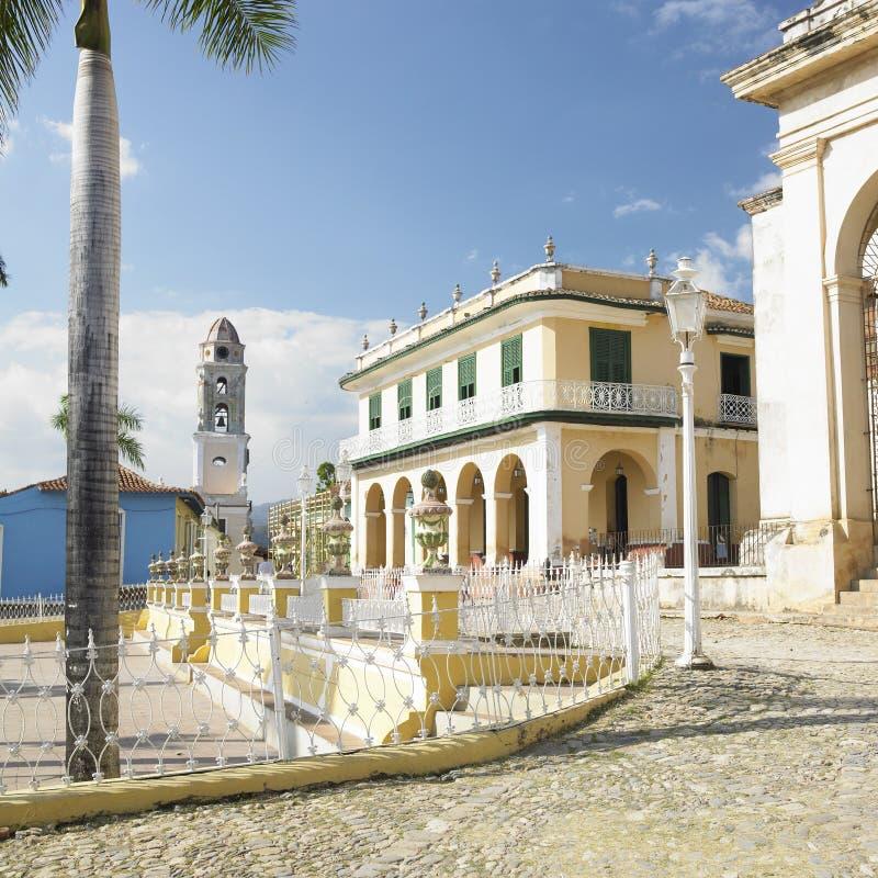Куба Тринидад стоковое изображение