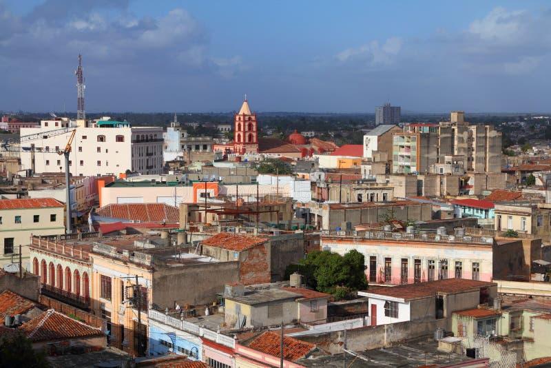 Куба - Camaguey стоковое фото