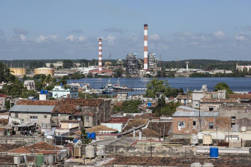 Куба, Cienfuegos стоковое фото
