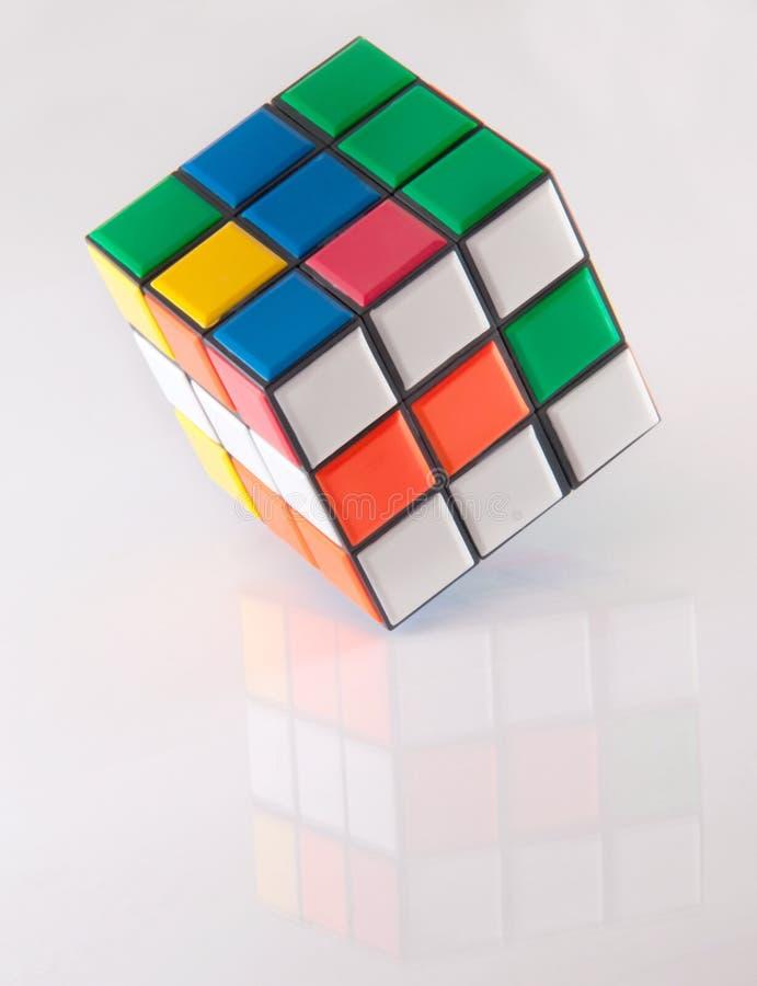 Кубик Rubik стоковая фотография