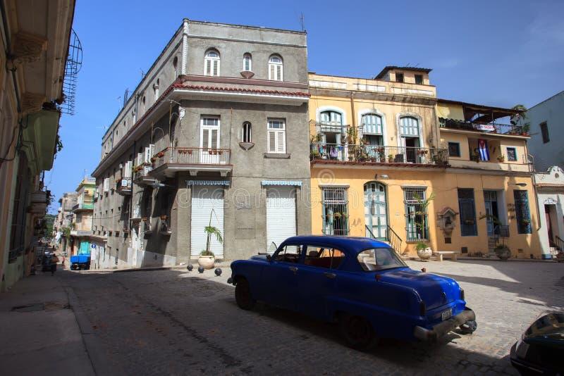 кубинская улица стоковое изображение rf