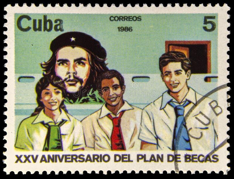 Кубинськая печать стоковые фото