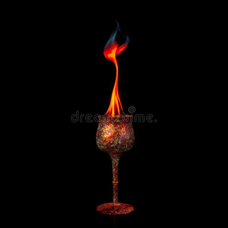 Кубок вина стоковое изображение