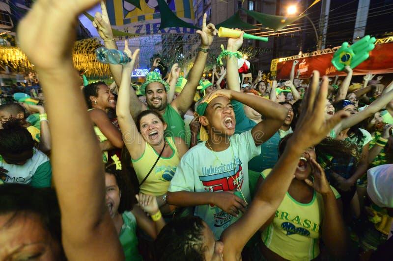 Download Кубок мира 2014 редакционное стоковое фото. изображение насчитывающей запальчиво - 41660473