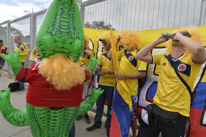 Download Кубок мира 2014 редакционное изображение. изображение насчитывающей счет - 41660525