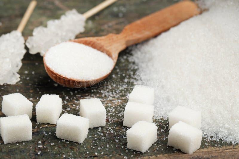 Кубы сахара стоковая фотография rf