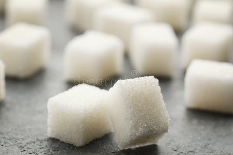 Кубы сахара стоковые изображения