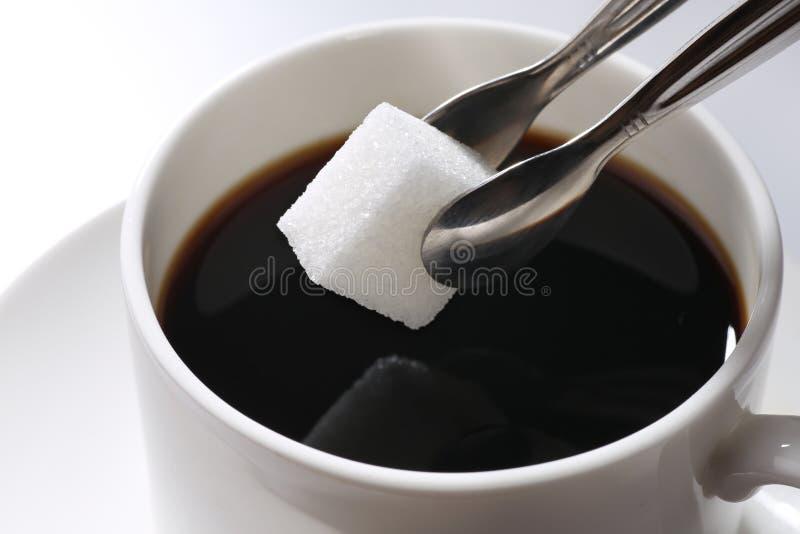 Кубы сахара стоковые изображения rf
