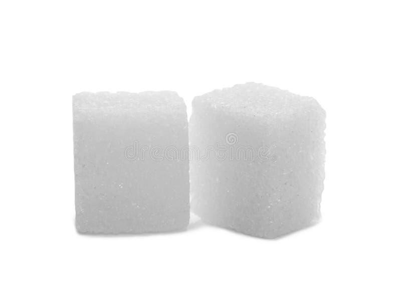 Кубы сахара стоковое изображение rf