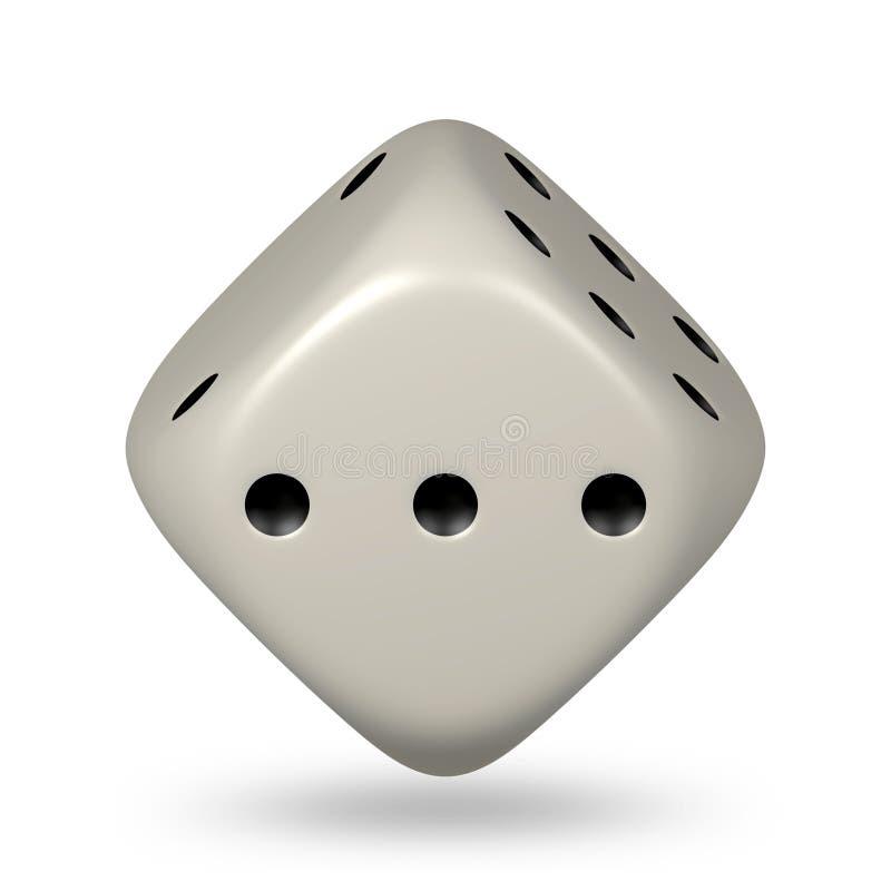 Куб игры бесплатная иллюстрация