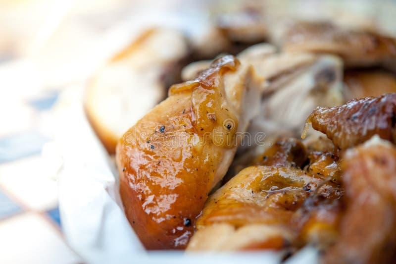 Кудрявый цыпленок стоковые изображения