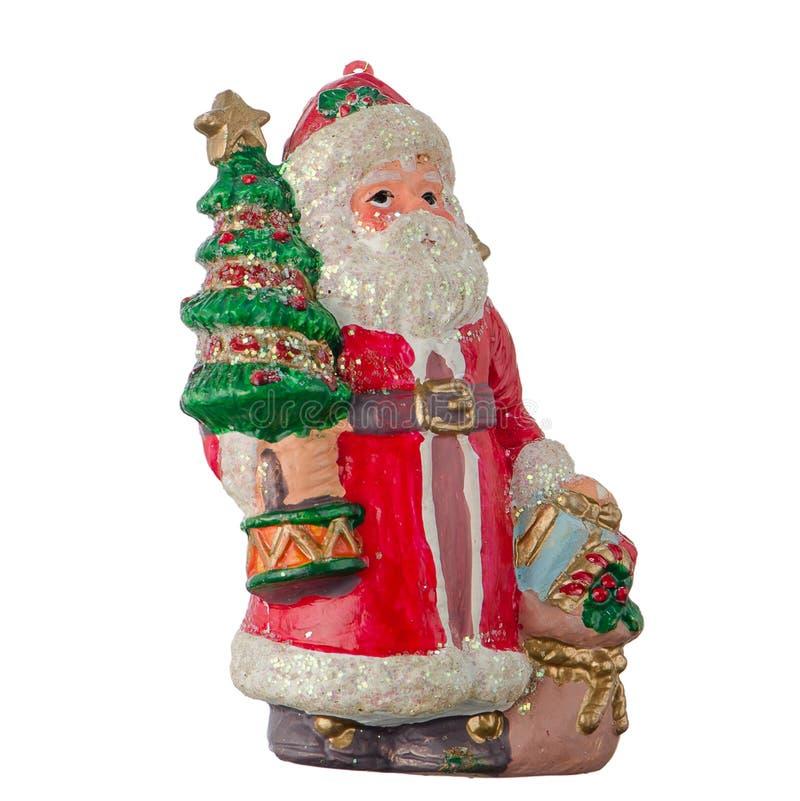 Кукла Санта Клауса стоковое фото rf