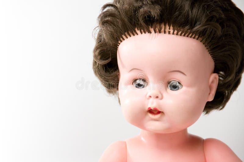 кукла старая стоковое изображение rf