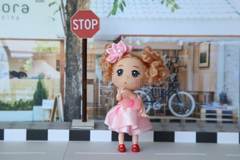 Кукла стоковое изображение
