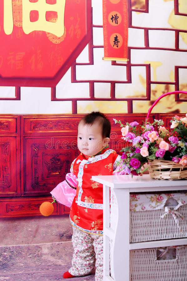 Куклы Китая стоковые фотографии rf