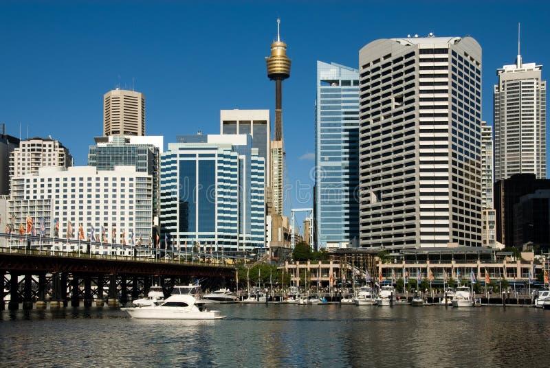 куколь Сидней залива стоковое фото
