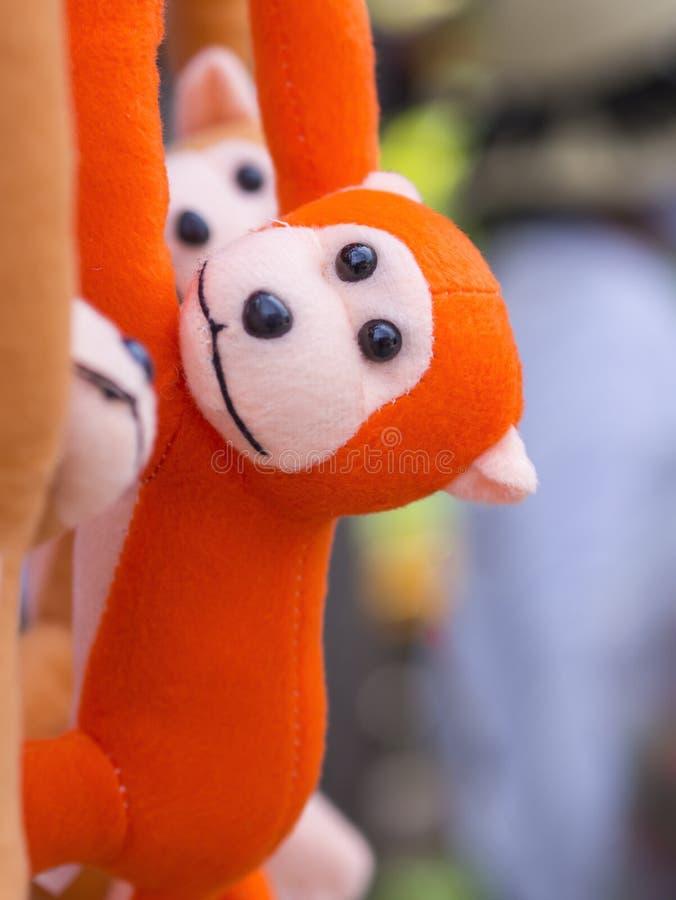 Кукла обезьяны, стоковые фото