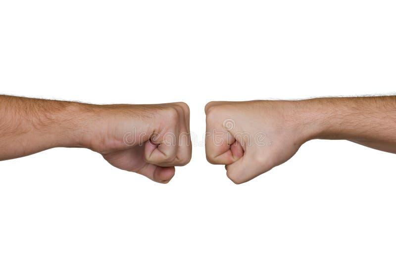 кулачки 2 стоковое фото