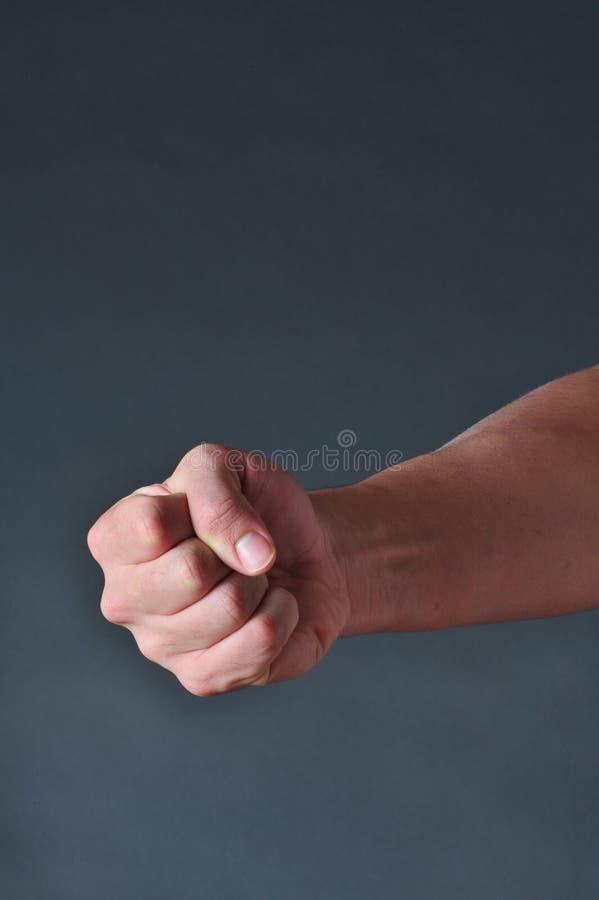 кулачок гнева стоковые изображения
