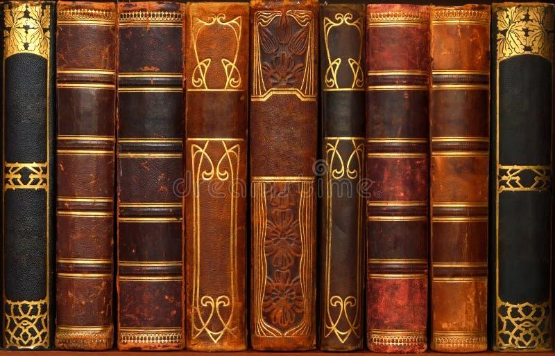 Культурное наследие Секретное знание 4 книги стоковое изображение rf