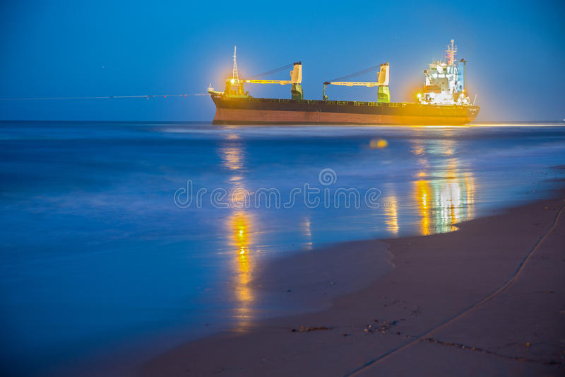 Купеческий корабль стоковые изображения