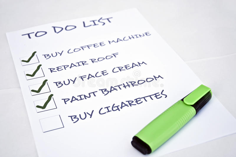 купите сигареты стоковое изображение rf