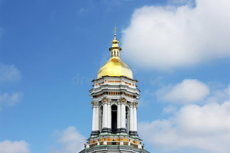 Куполы церков Церковь стоковые фотографии rf