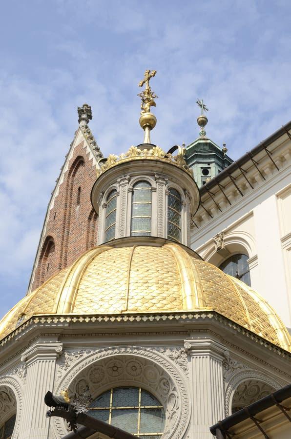 Купол золота стоковые изображения