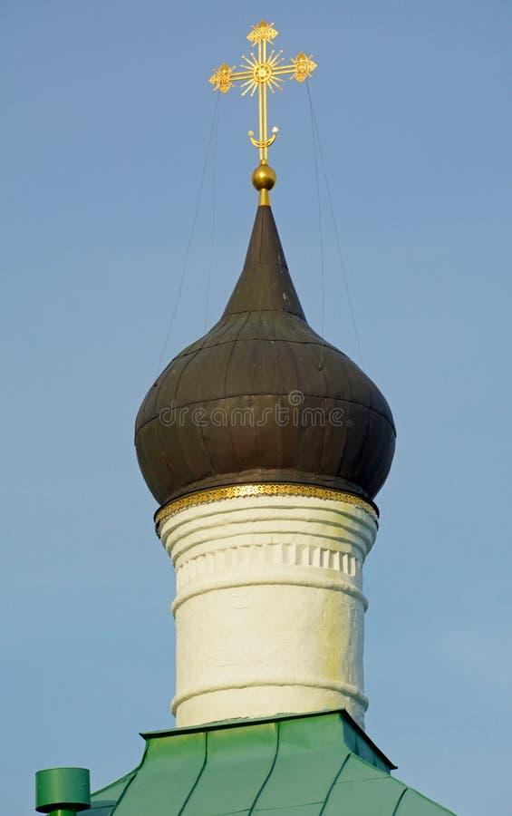 Купол церков в Владимире стоковое фото