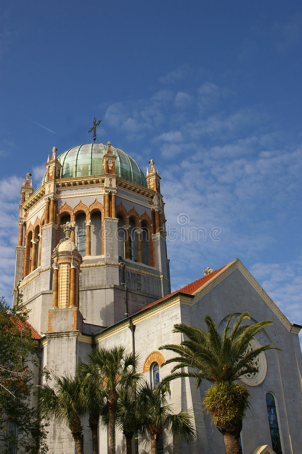 Download купол церков стоковое фото. изображение насчитывающей крест - 481882