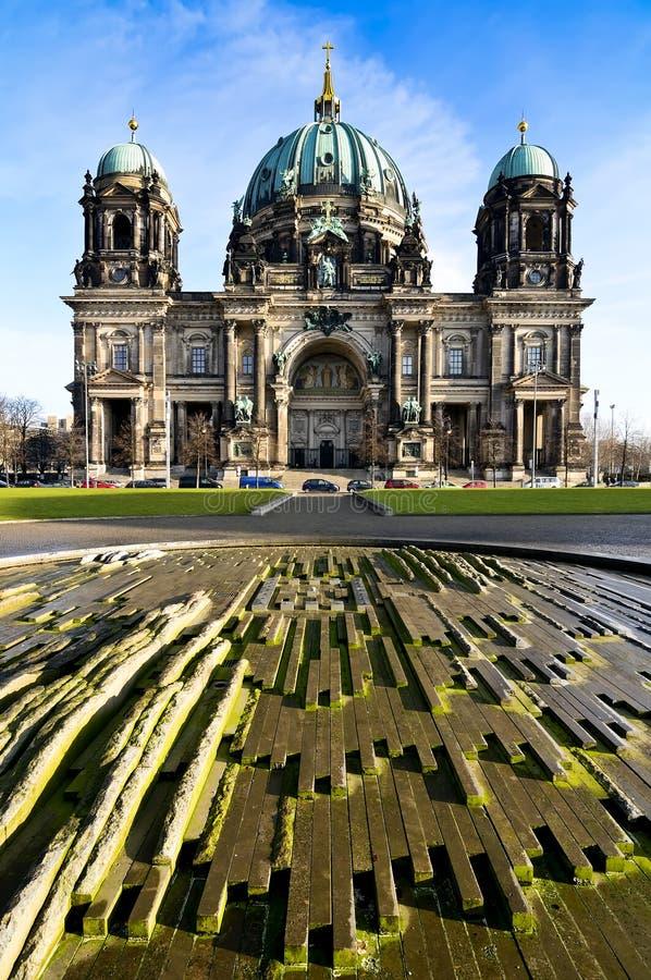 купол berlin стоковое изображение rf