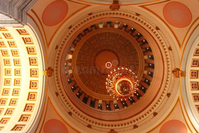 Купол Олимпии стоковое фото