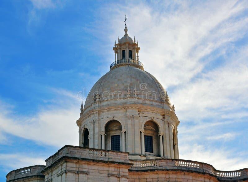 Купол Санты Engracia стоковая фотография rf