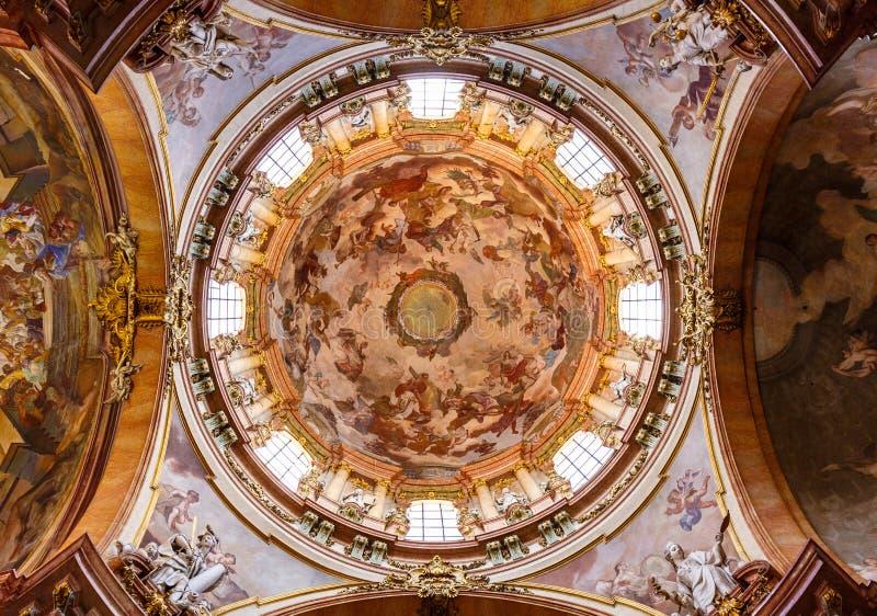 Купол собора стоковое фото