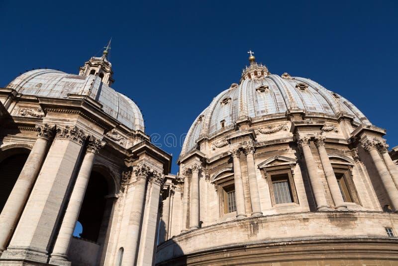 Купол собора St Peter стоковая фотография