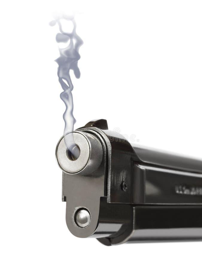 курить пушки стоковые изображения