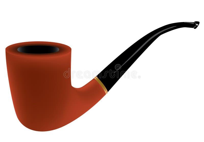 курить трубы иллюстрация штока