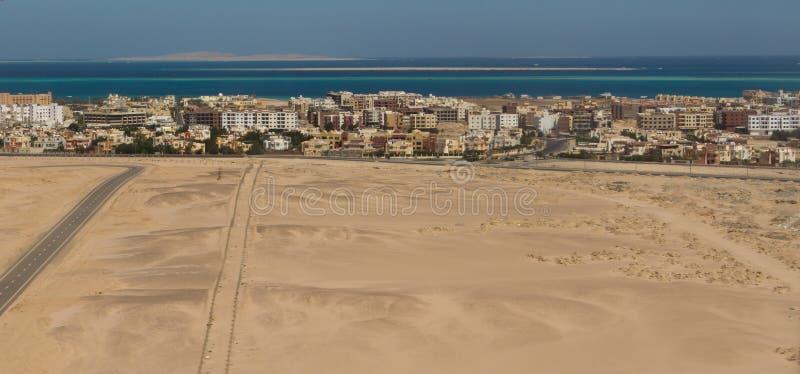 Курорты Египта стоковая фотография rf