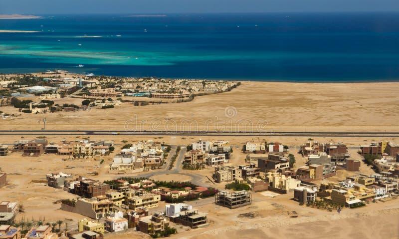 Курорты Египта стоковые фотографии rf