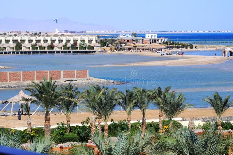 Курорты стоковое изображение rf