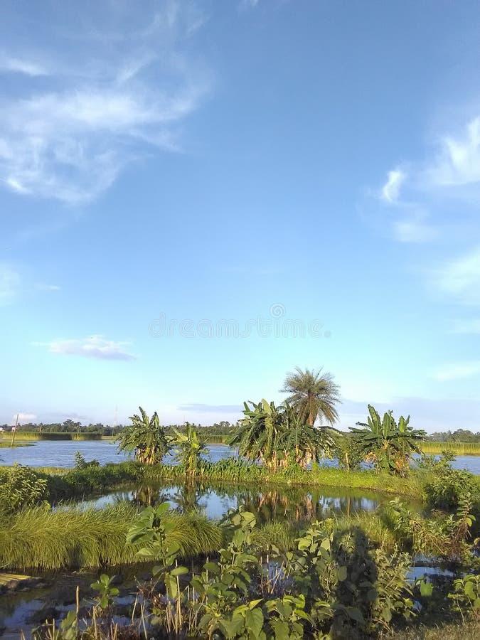 Курорт воды стоковое фото rf
