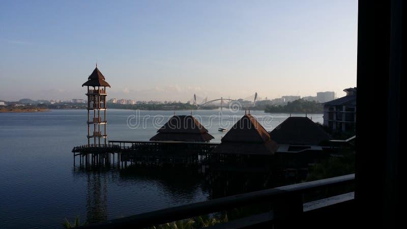 Курорт Пуллмана Путраджайя стоковая фотография